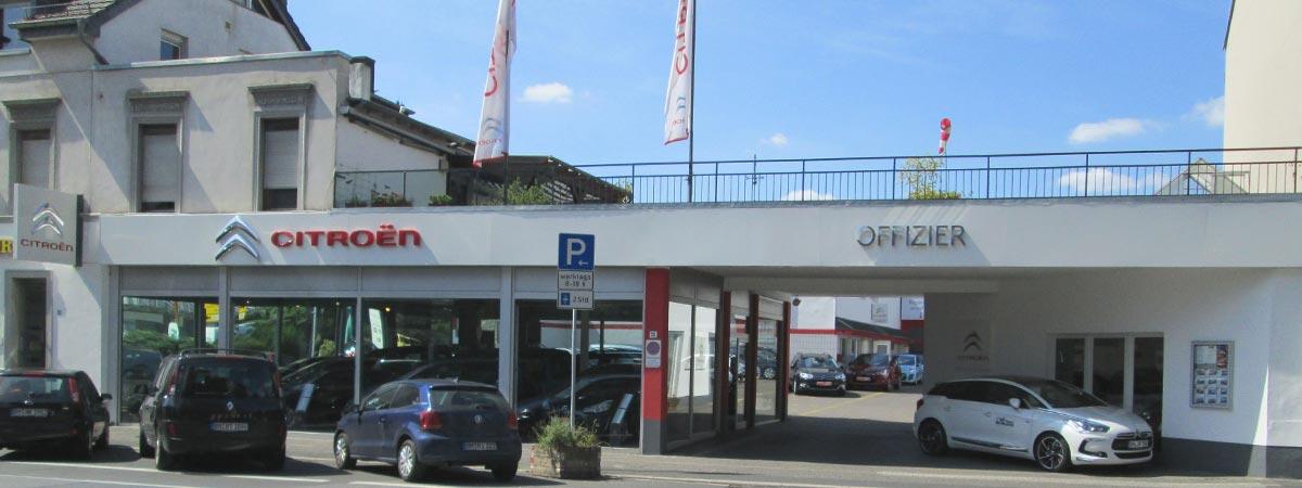Autohaus Offizier - Kulturgarage Brühl