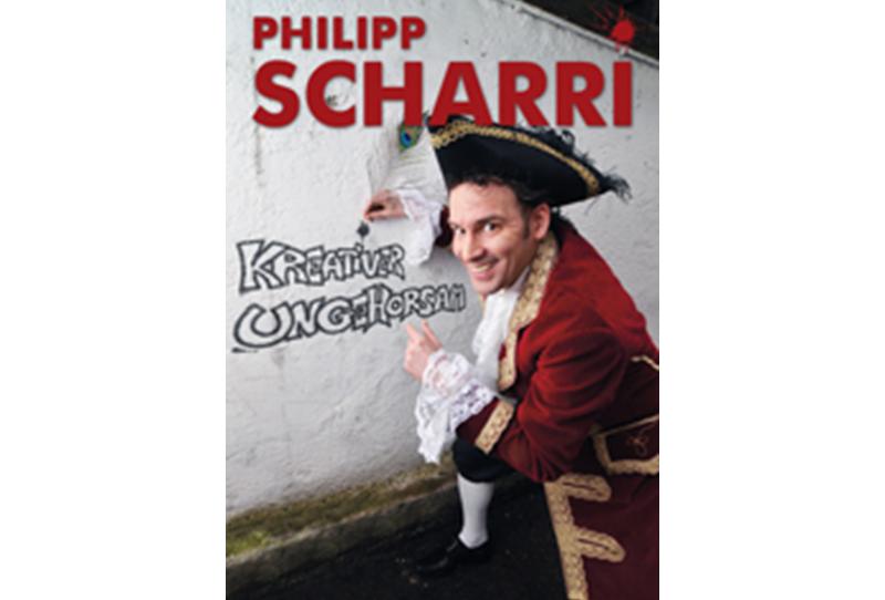 Phillip Scharri in der Kulturgarage Brühl